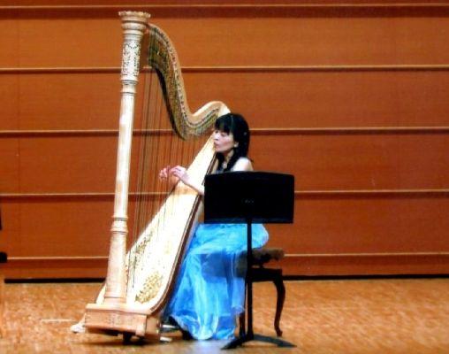 ssatoko harp artist top