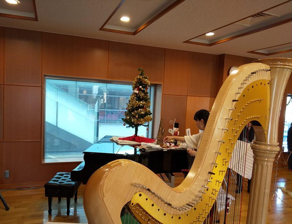 12,10ほっとサロンクリスマスコンサート