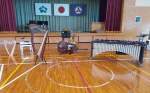 石山小学校スクールコンサート